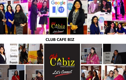 Club Cafe Biz - Startup for tier 2-3 cities - Indian Chamber